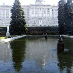 королівський палац у Мадриді