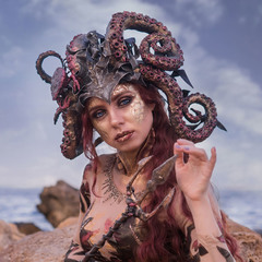 Морская ведьма Урсула