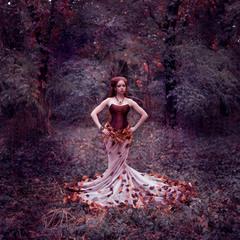 И снова осень пахнет ее духами...