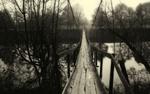 Мостом через річку....