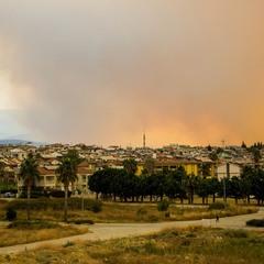 Fires in Turkey
