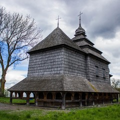 Церква Св. Архистратига Михаїла с. Кути Львівська обл.