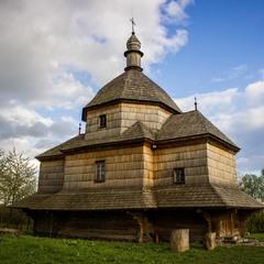Церква Св. Микити 1666 р. с. Дернів Львівська обл.