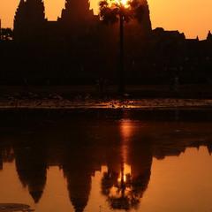 Камбоджи. Ангкор Ват...