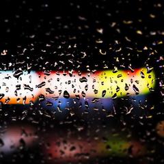 Дождь и вечер..