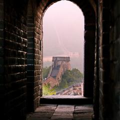 Узкий взгляд на.. Великую стену