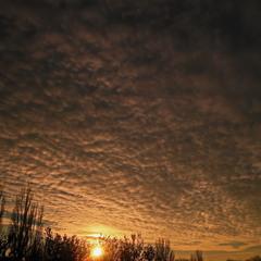 Небо из моего окна