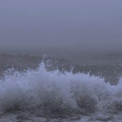 Шторм и туман