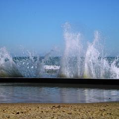 Танцы над водой