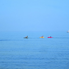 Море гладь и шум волны..Одесса