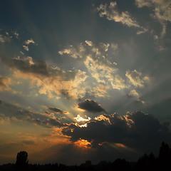 Красоты небесные))