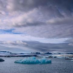 про голубые льды