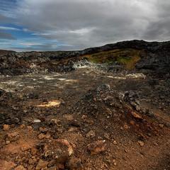 Остывшее сердце вулкана