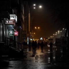 З життя нічного міста