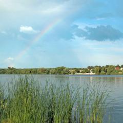 Озеро на Лесковице (Чернигов)