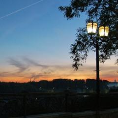 Городские фонари