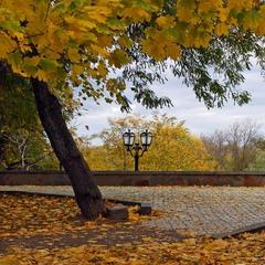 Ряд промозглых дней осенних длинный, но найдется день прекрасный в нем...