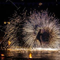 Fireshow firework