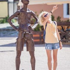 Польский турист