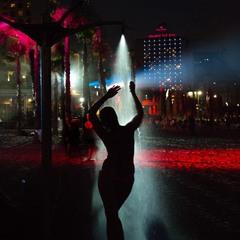 Вечер в Тель-Авиве