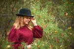 Дівчинка в шапочці