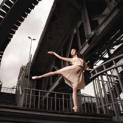 Город в танце