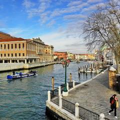 Венеція і una ragazza )