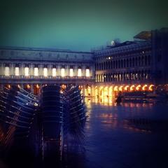 Венеція напередодні Різдва 2021.
