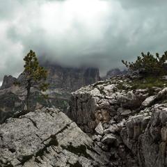 Десь в горах..