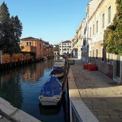 Венеція буденна. Грудень 2018.