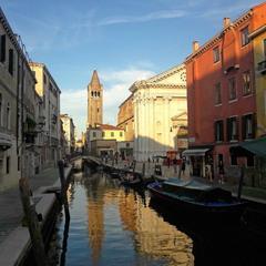 Кольорова Венеція