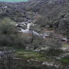 Арбузинський каньон