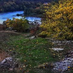 Осінь і річка