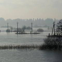 Деревенское разливы