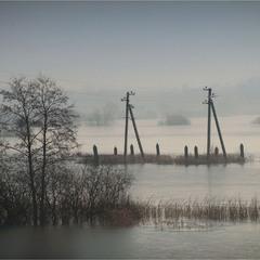 Деревенские разливы