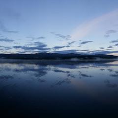 Норвежское утро