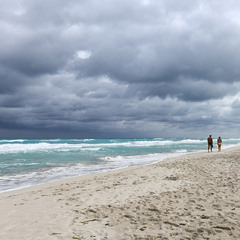 Прогулка в шторм