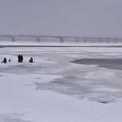 Озеро или река — счастье для рыбака