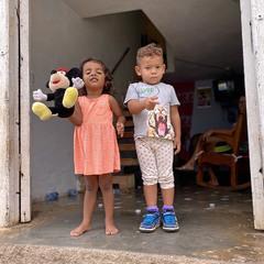 Дети Тринидада