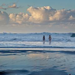 Діти та океан