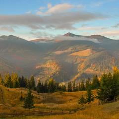 Осінь у горах