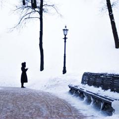 .зимовий етюд.