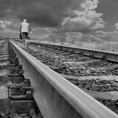 Поезд ушел ...