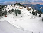 Когда на горе снег