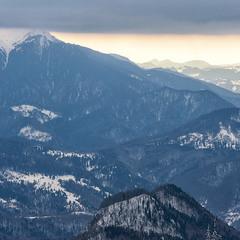 В горах Трансильвании