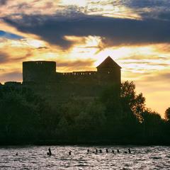 На Дністровському лимані. Стара фортеця