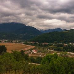 Насуплені гори