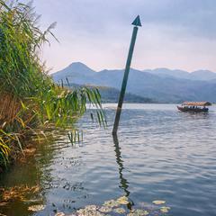 На Скадарському озері