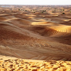 Пустыня Руб-Эль- Хали.