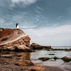 Любовь, море, скалы...